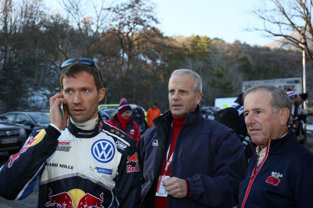 ogier s vieilleville jl ragnotti j (fra) VW polo R WRC n°1 2016 portrait RMC (JL) -01