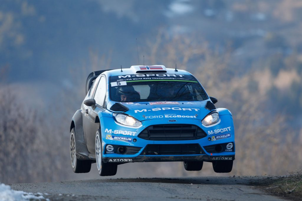 ostberg m floene (nor) ford fiesta RS WRC n°5 2016 RMC (JL)-37