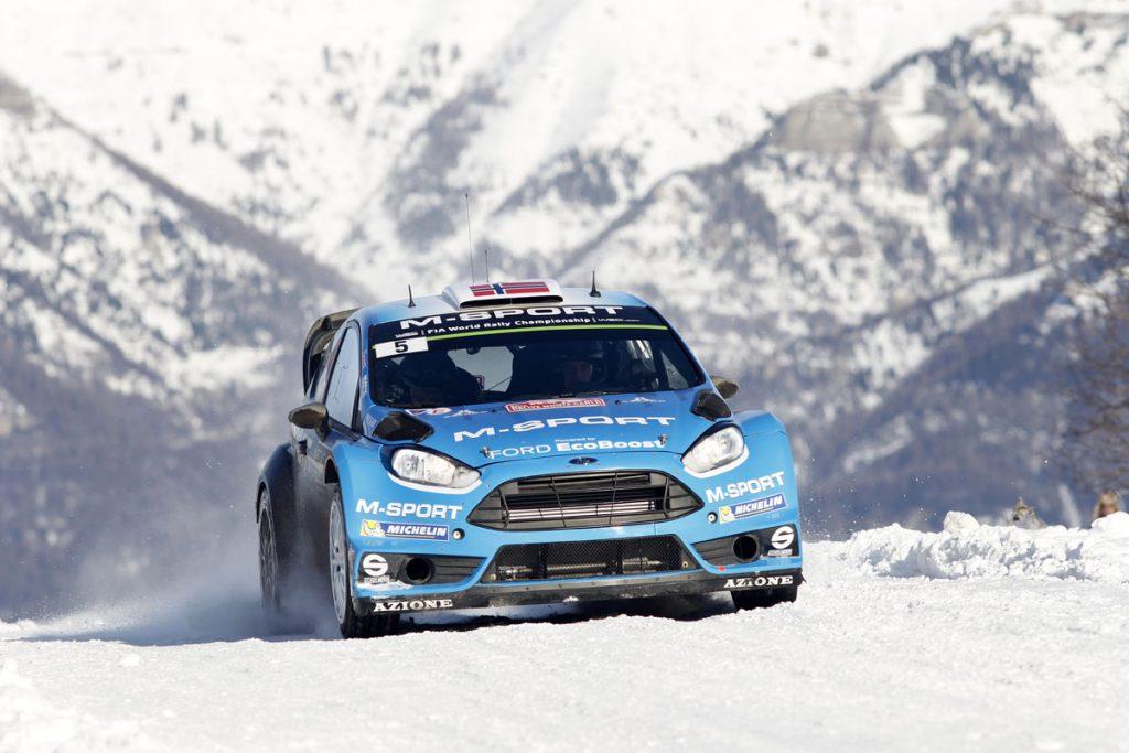 ostberg m floene (nor) ford fiesta RS WRC n°5 2016 RMC (JL)-50