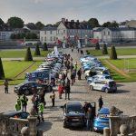 e-Rallye Monte-Carlo : Départ du Château de Fontainebleau