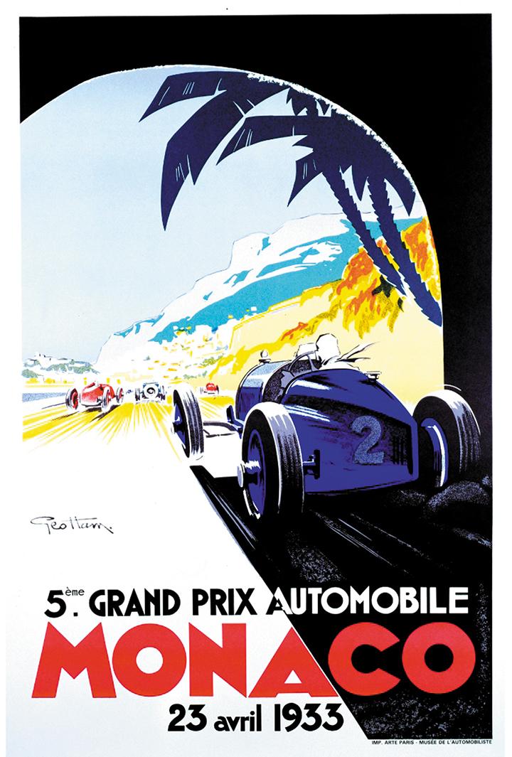 GRAND PRIX 1933
