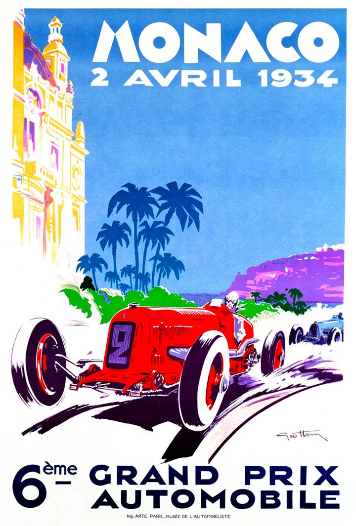 GRAND PRIX 1934
