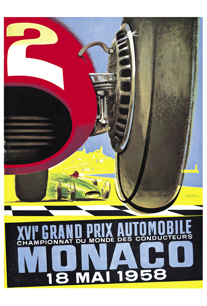 GRAND PRIX 1958