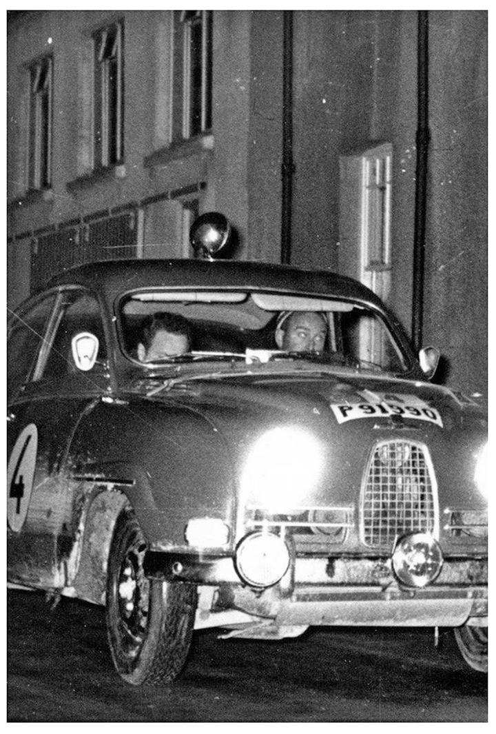 RALLYE MONTE-CARLO 1962