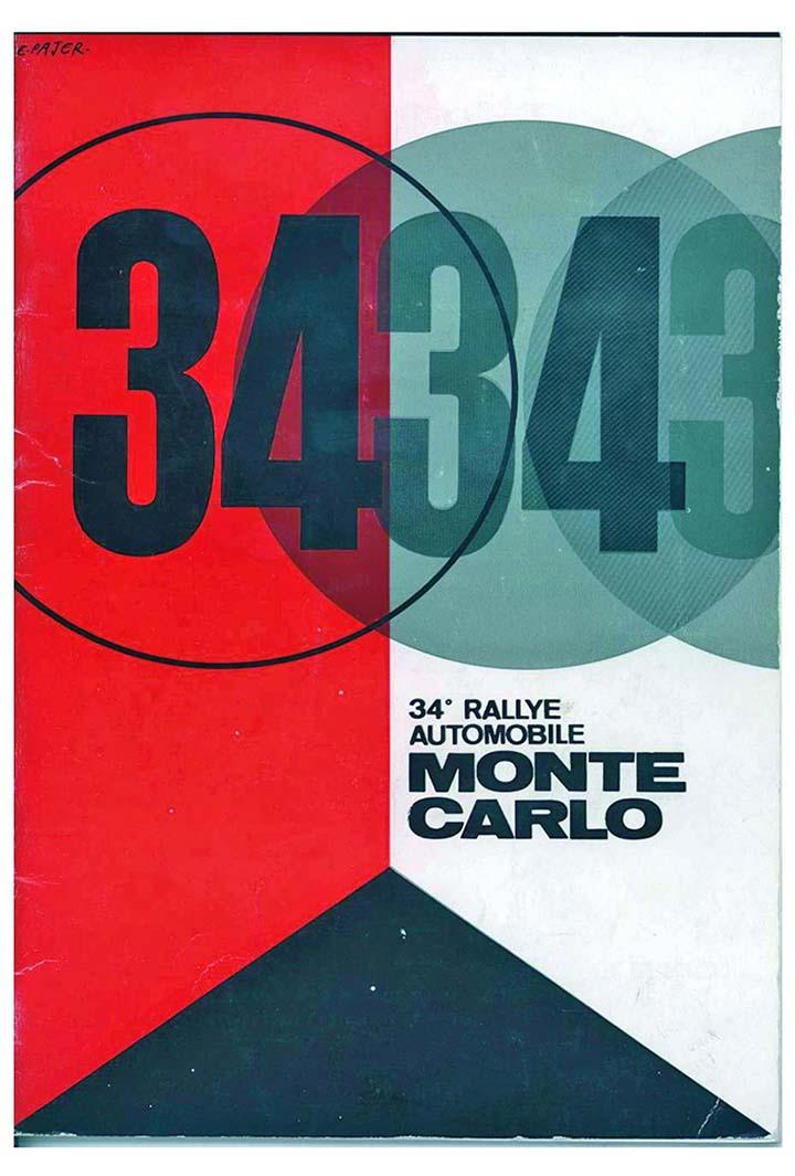 RALLYE MONTE-CARLO 1965