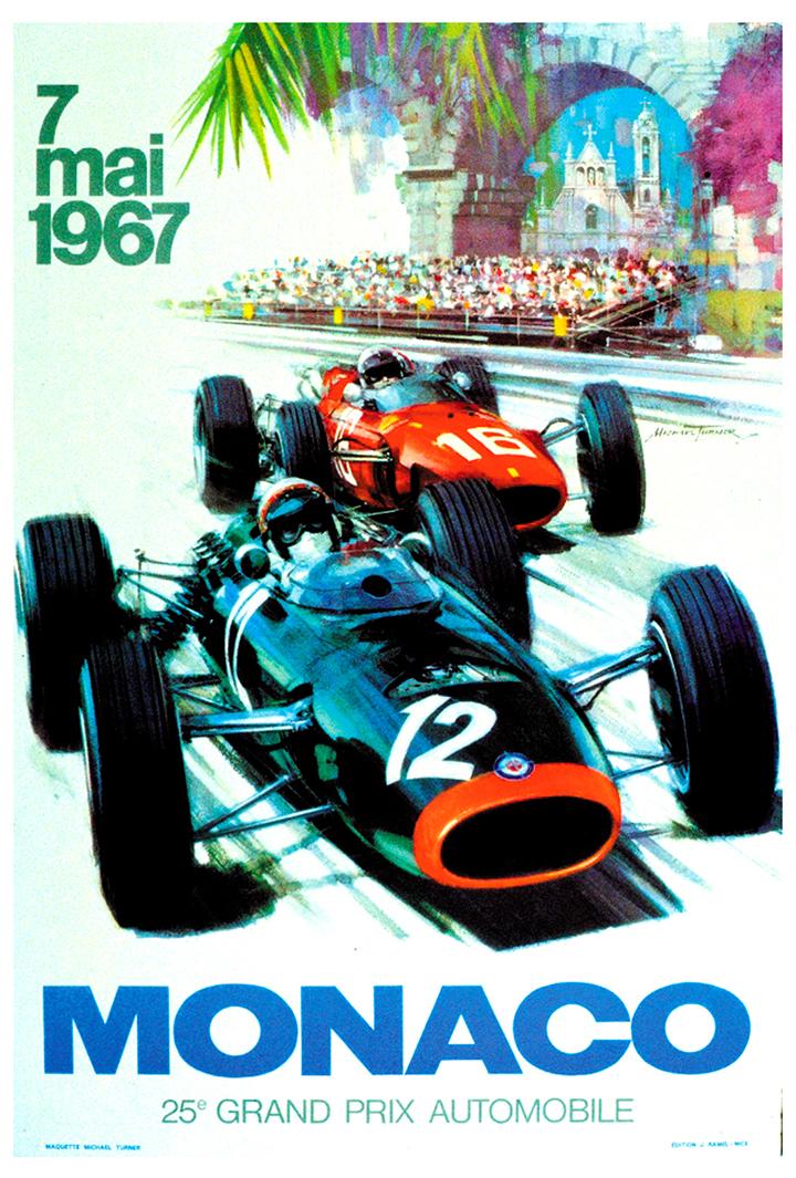 GRAND PRIX 1967