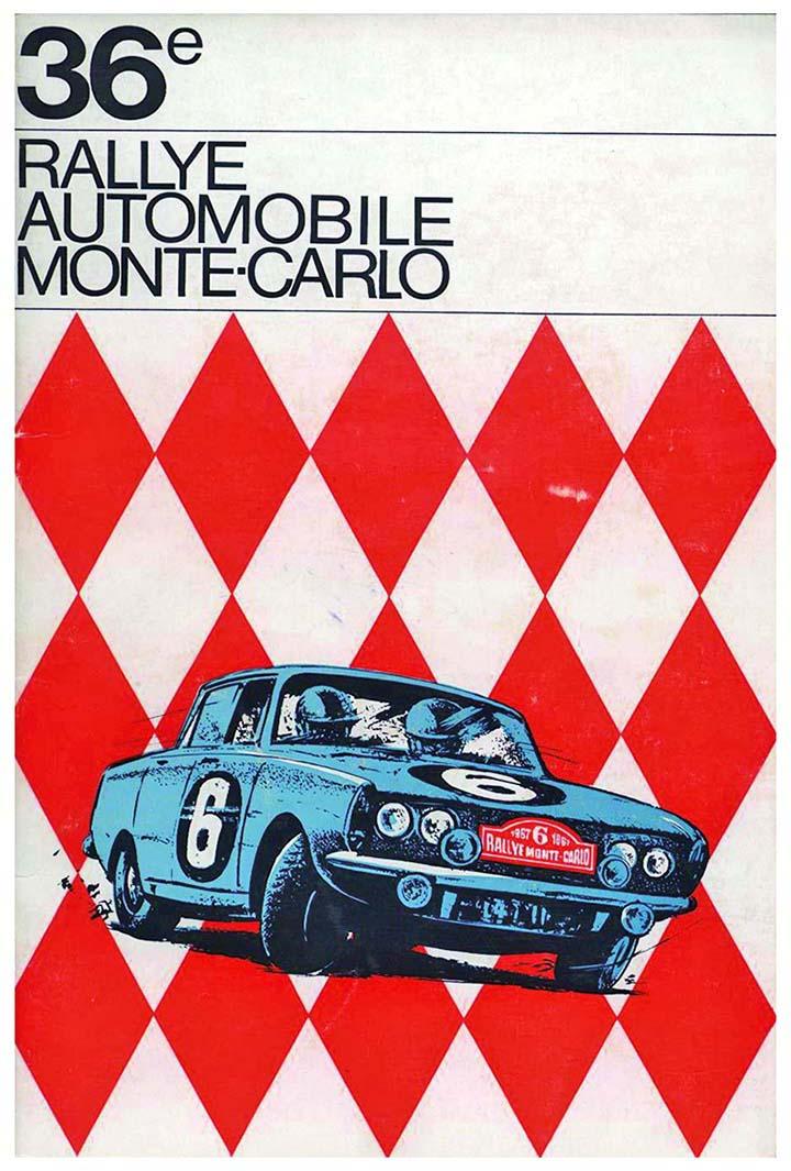 RALLYE MONTE-CARLO 1967