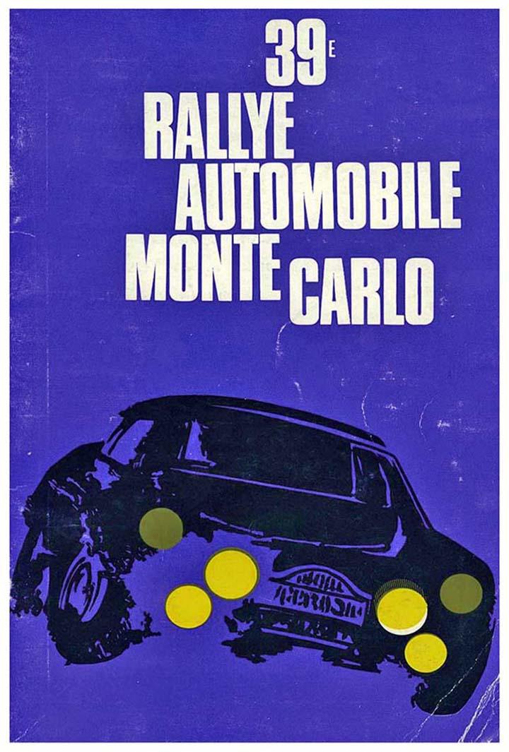 RALLYE MONTE-CARLO 1970