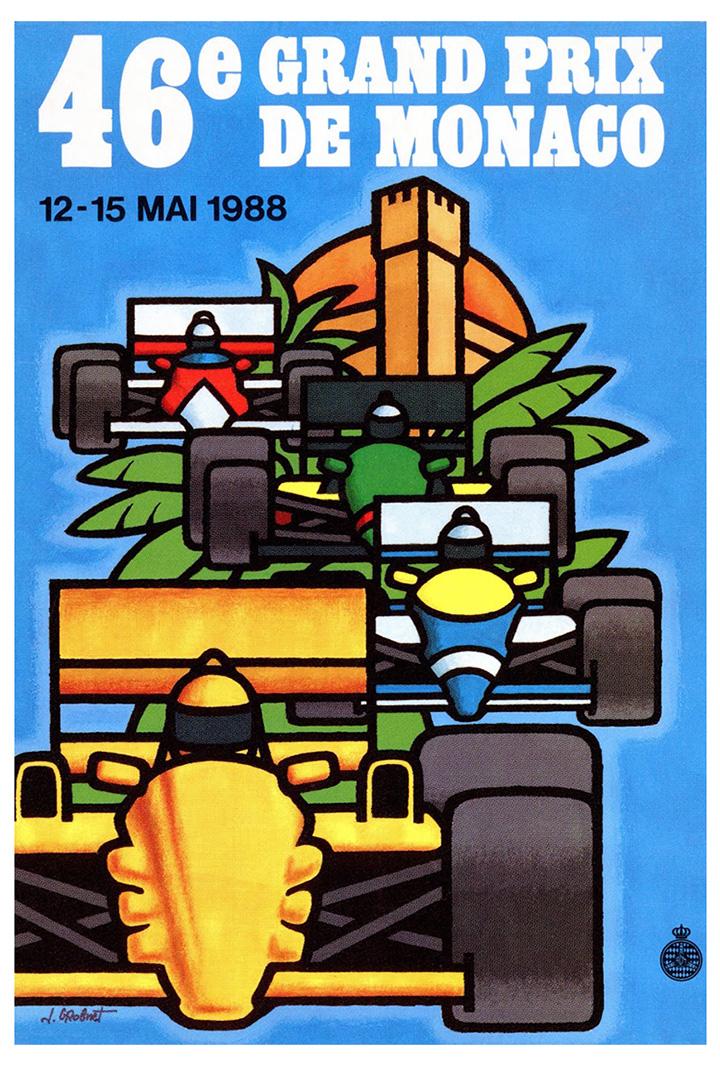 GRAND PRIX 1988