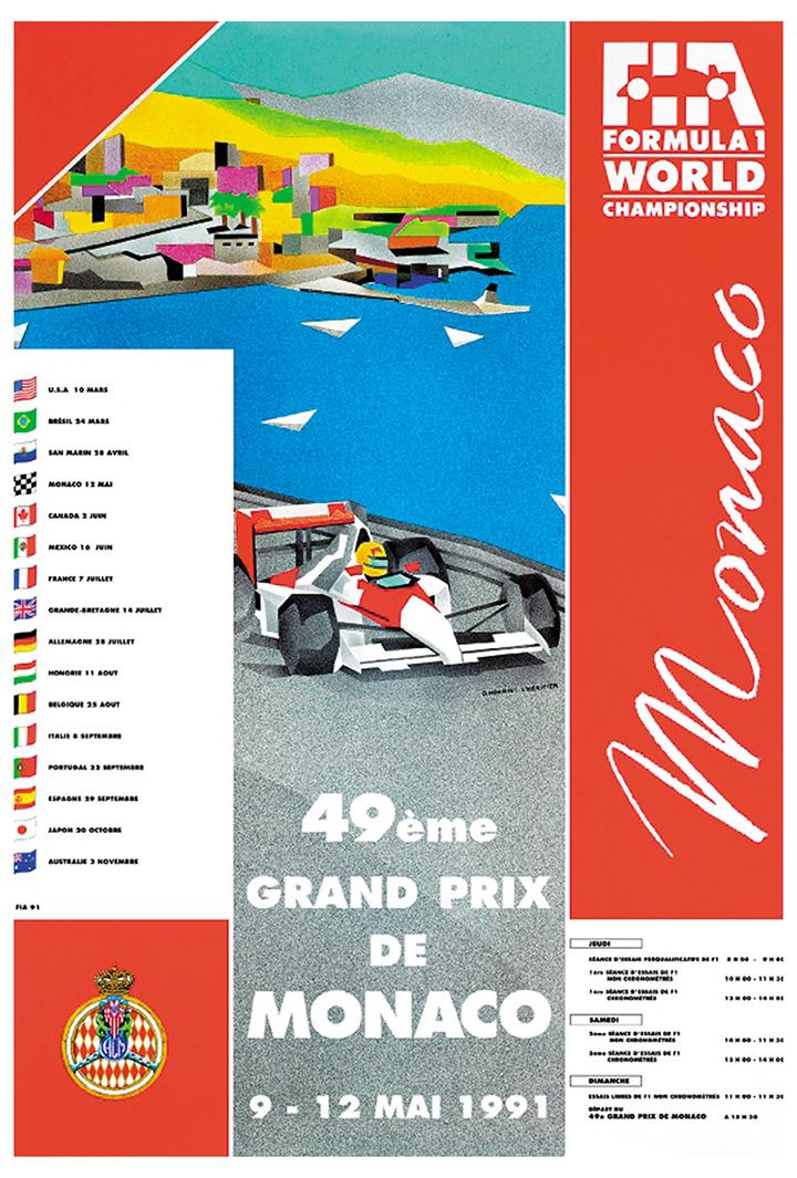 GRAND PRIX 1991