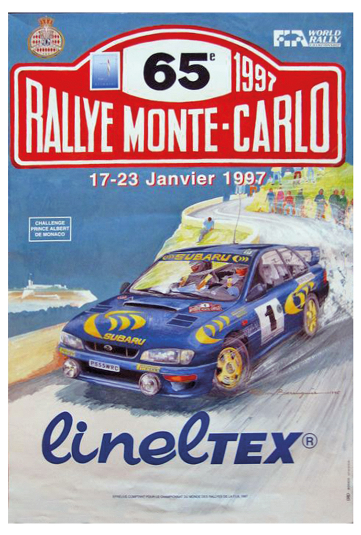 RALLYE MONTE-CARLO 1997