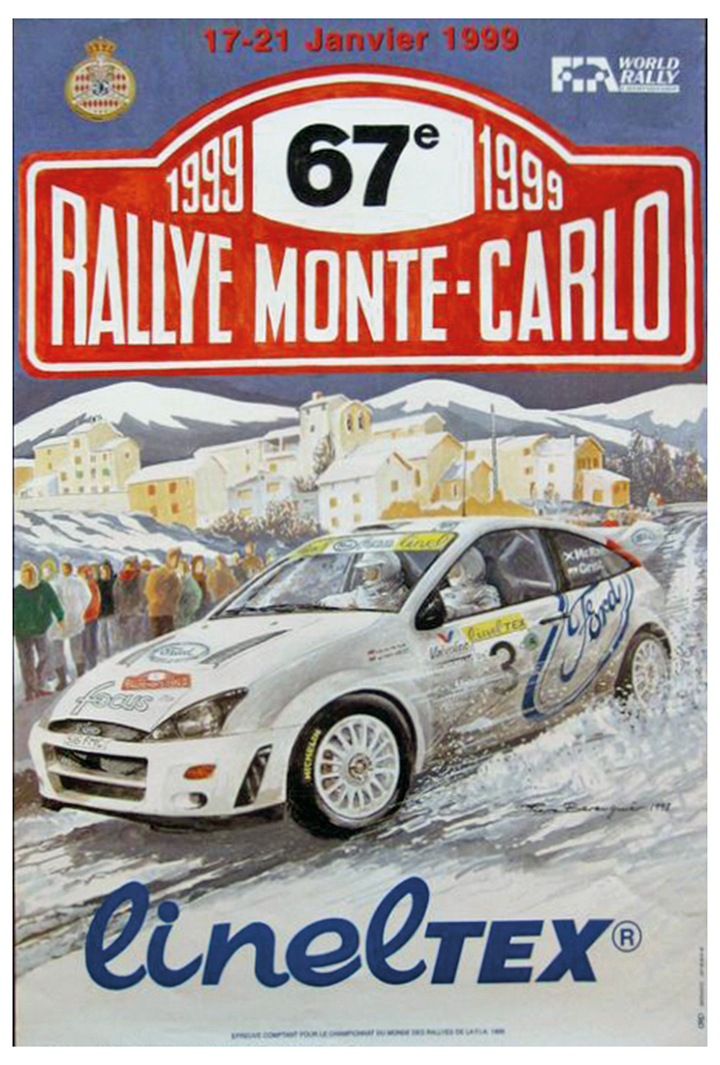 RALLYE MONTE-CARLO 1999