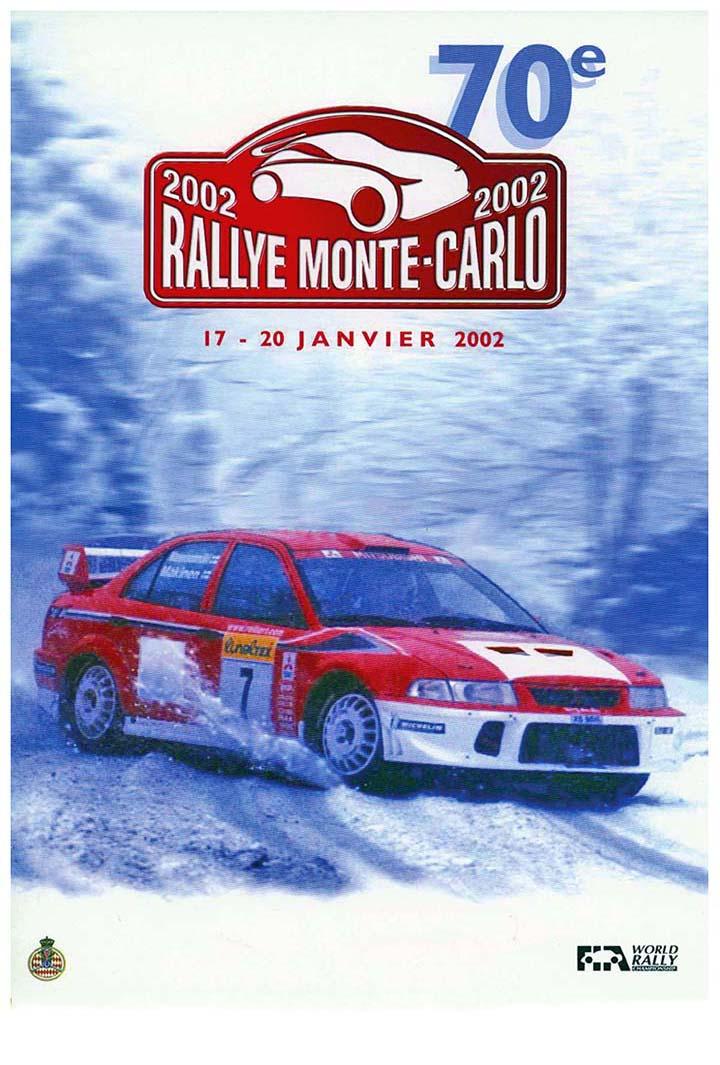 RALLYE MONTE-CARLO 2002