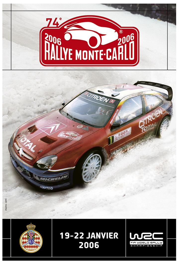 RALLYE MONTE-CARLO 2006