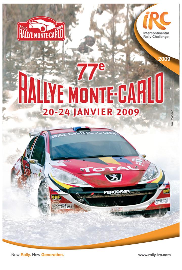 RALLYE MONTE-CARLO 2009