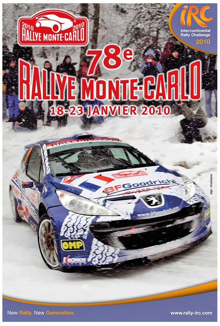 RALLYE MONTE-CARLO 2010