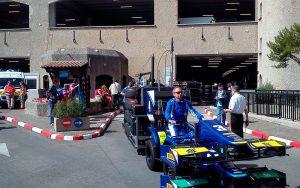 Formula 2 Paddock