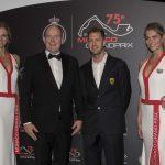 Vettel rouge de bonheur
