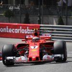 Kimi Räikkönen : « La meilleure place pour s'élancer »
