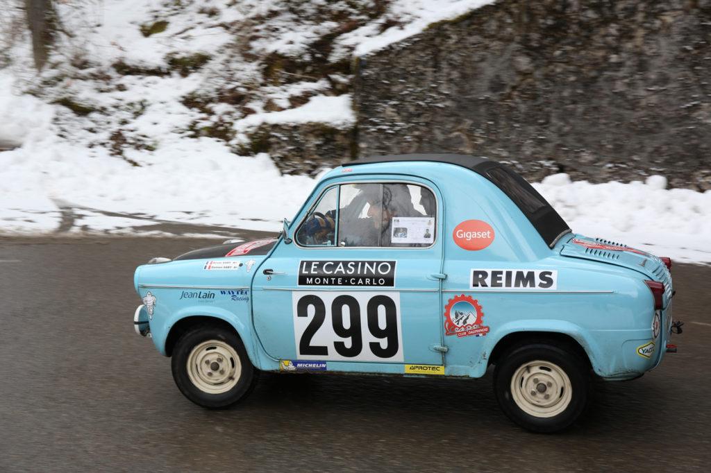 299--Rallye-Monte-Carlo-Historique-2018-(JL)-2  © Jo Lillini