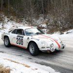 Itinéraires Rallyes Monte-Carlo Historique et Classique 2018