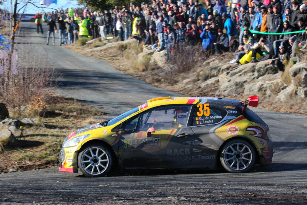de-mevius-g-louka-l-(bel)-peugeot-208-T16-R5-n°35-WRC2-RMC-2018-(JL)-40  © Jo Lillini