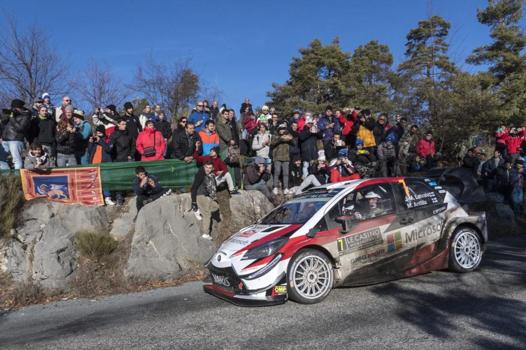 latvala-jm-anttila-m-(fin)-toyota-yaris-WRC-n°7-RMC-2018-(JL)------013  © Jo Lillini