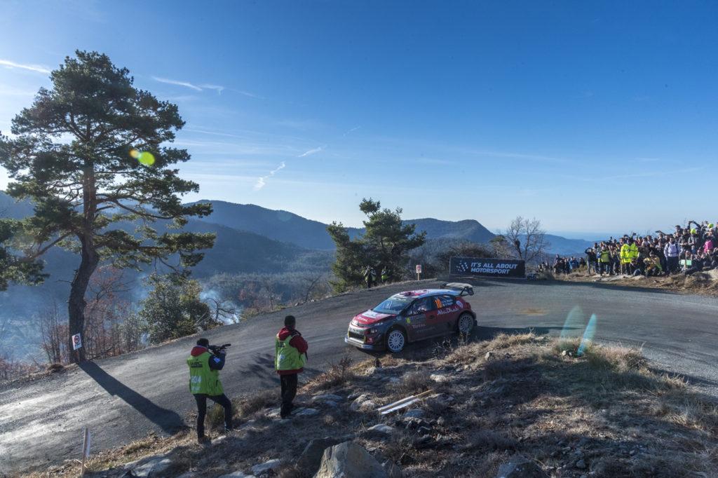 meeke-k-nagle-p-(gbr)-citroen-C3-WRC-n°10-RMC-2018-(JL)-----019  © Jo Lillini