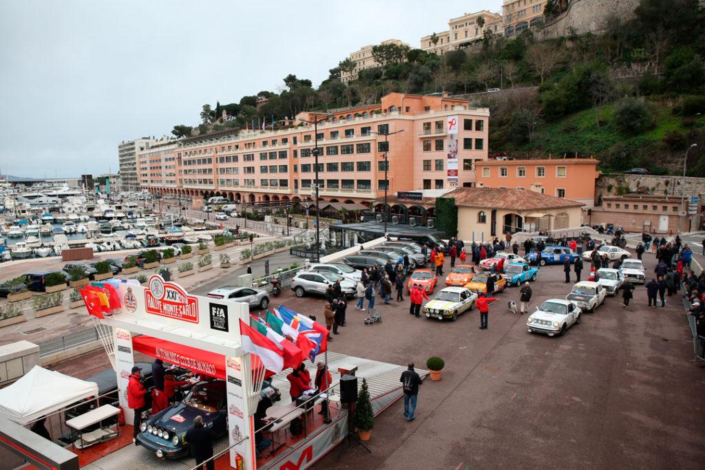 rallye-montecarlo-historique-2018-arrivee-etape-port-de-monaco(JL)-30  © Jo Lillini