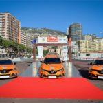 Renault Sport gives four Mégane R.S. cars to the Automobile Club de Monaco