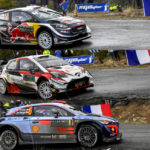 Meet the crews: Ogier-Tanak-Sordo