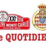 Rallye Monte-Carlo Historique 2018 : C'est parti !