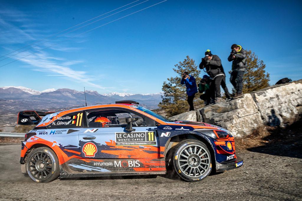 Neuville hyundai I20 C WRC n°89 RMC 2018 (OC)-05