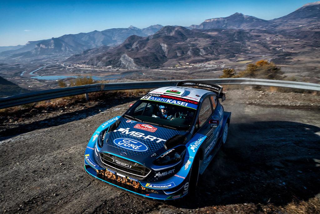 evans e barrit d (gbr) ford fiesta RS WRC n°33 RMC 2019 (OC)-04