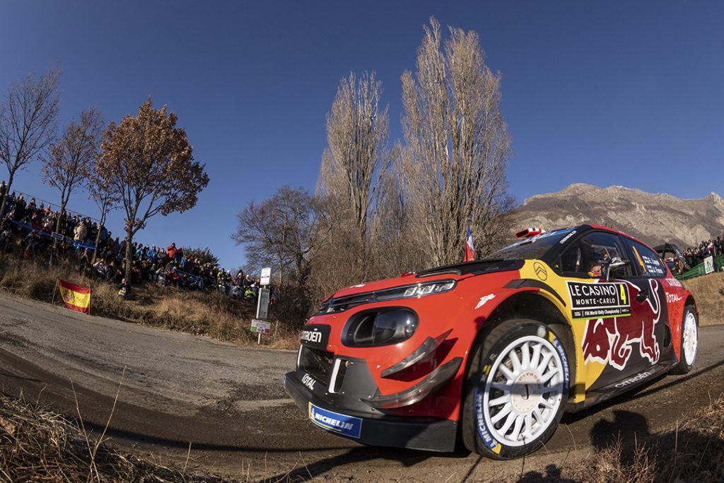 lappi ferm (fin) citroen C3 WRC n°4 RMC 2019 (OC)-001