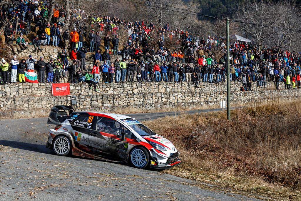 latvala jm anttila m (fin) toyota yaris WRC n°10 RMC 2019 (OC)-013