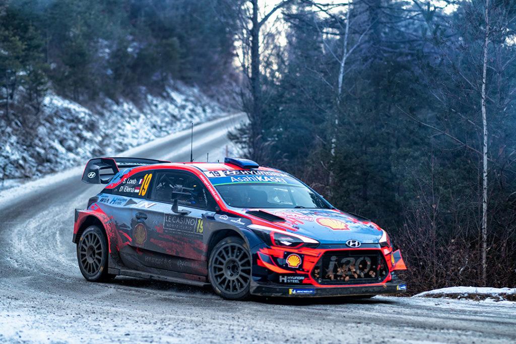 loeb s elena d (fra-mco) hyundai I20 WRC n°19 RMC 2019 (OC)-008
