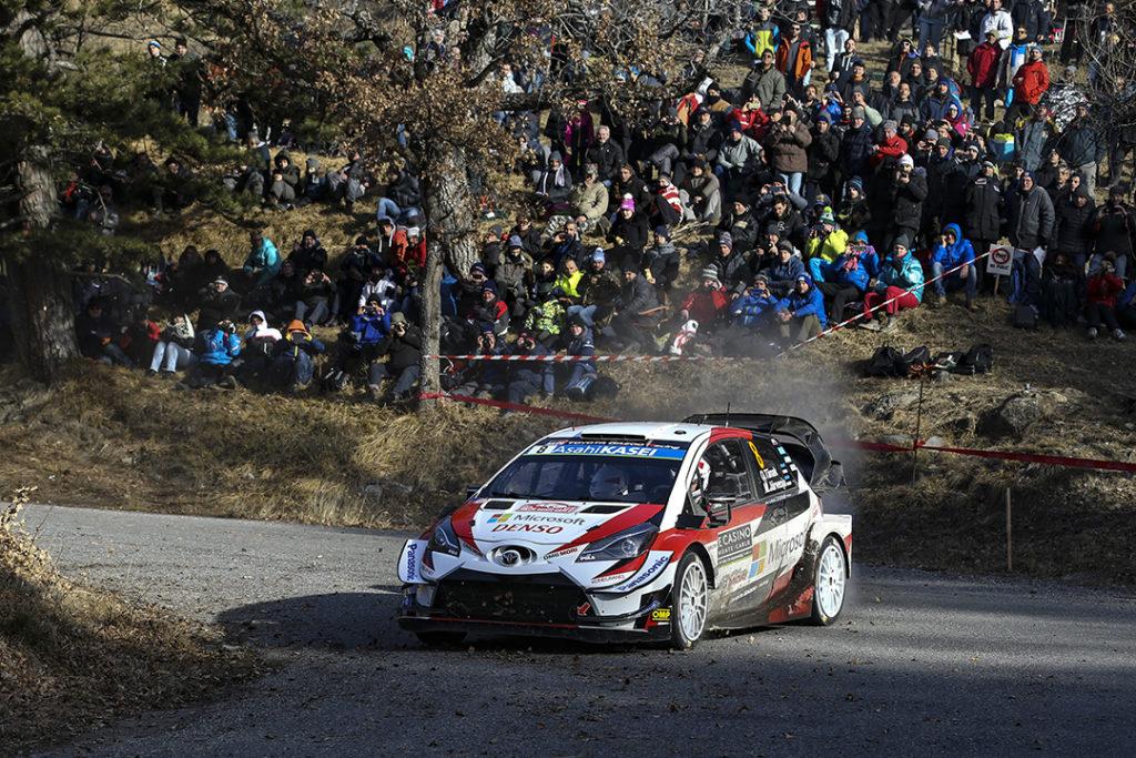 meeke k marshall s (gbr-irl) toyota yaris WRC n°5 RMC 2019 (JL)-21