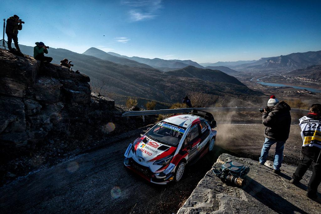 meeke k marshall s (gbr-irl) toyota yaris WRC n°5 RMC 2019 (OC)-03