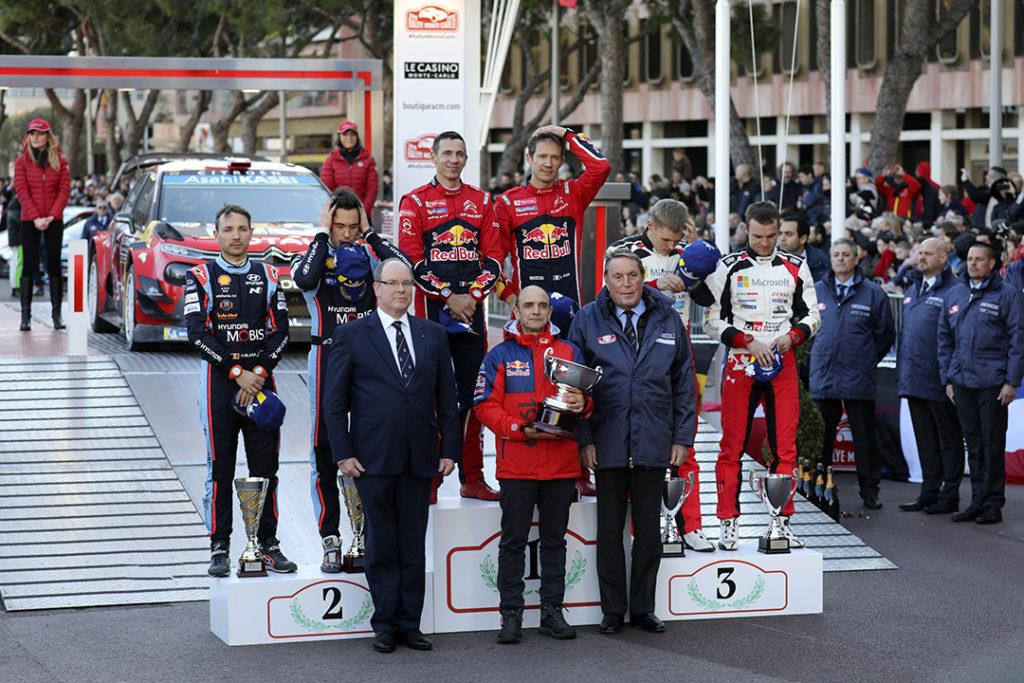 monseigneur le Prince Albert podium RMC 2019 (JL)-45