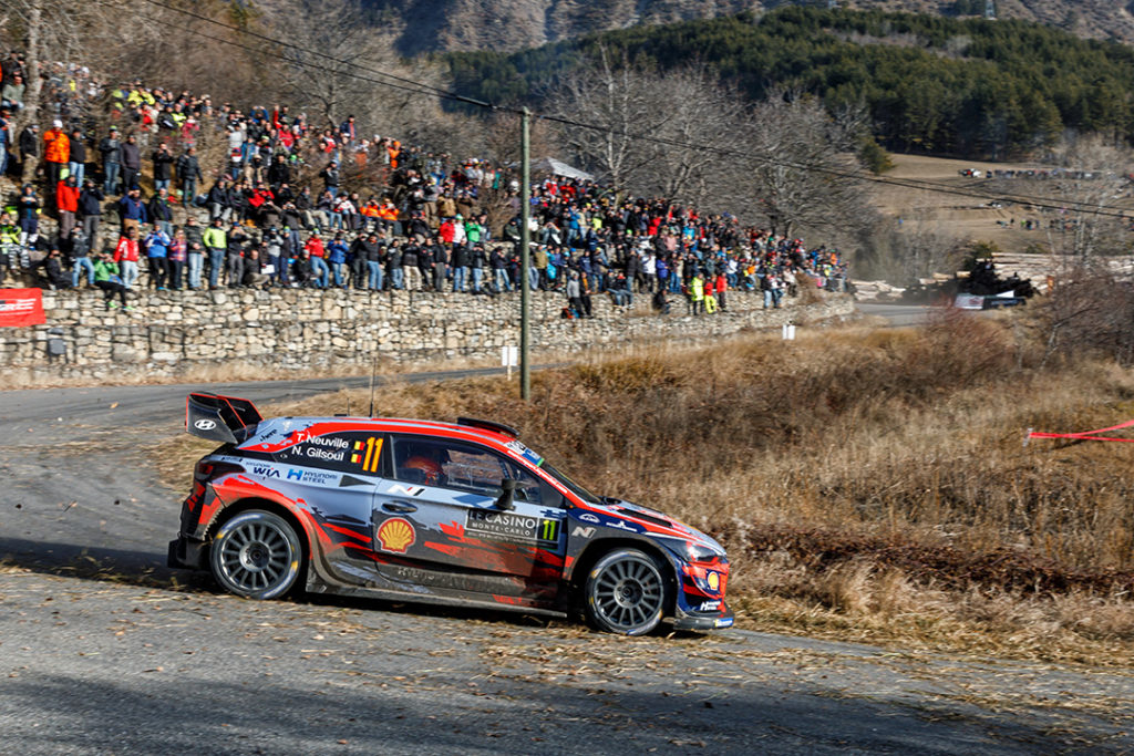 neuville t gilsoul n (bel) hyundai I20 C WRC n°11 RMC 2019 (OC)-012