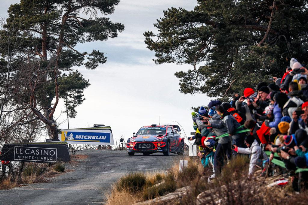 neuville t gilsoul n (bel) hyundai I20 C WRC n°11 RMC 2019 (OC)-015