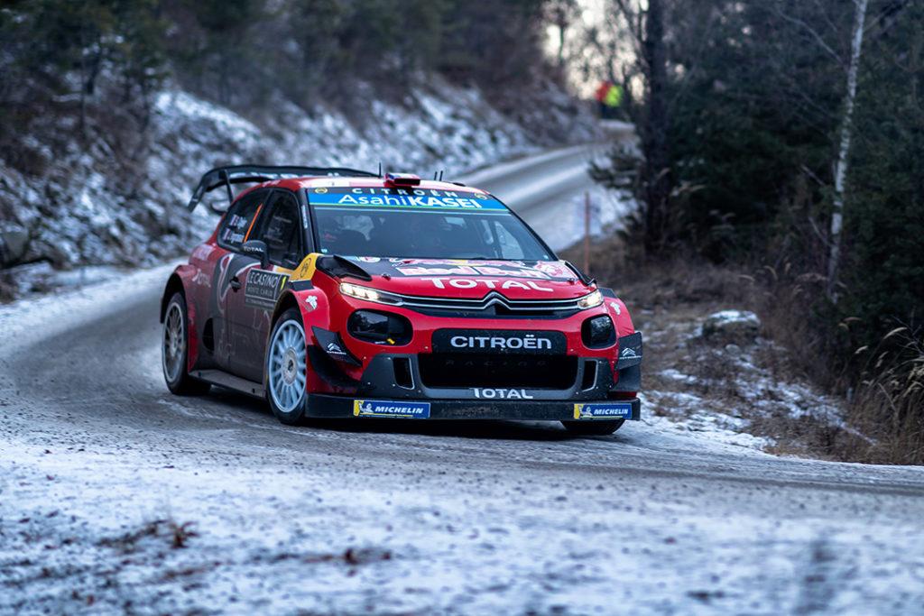 ogier s ingrassia j (fra) citroen C3 WRC n°1 RMC 2019 (OC)--010