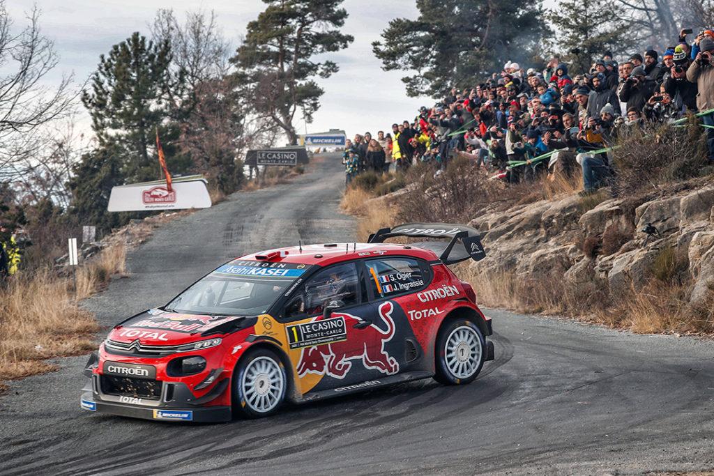 ogier s ingrassia j (fra) citroen C3 WRC n°1 RMC 2019 (OC)--026