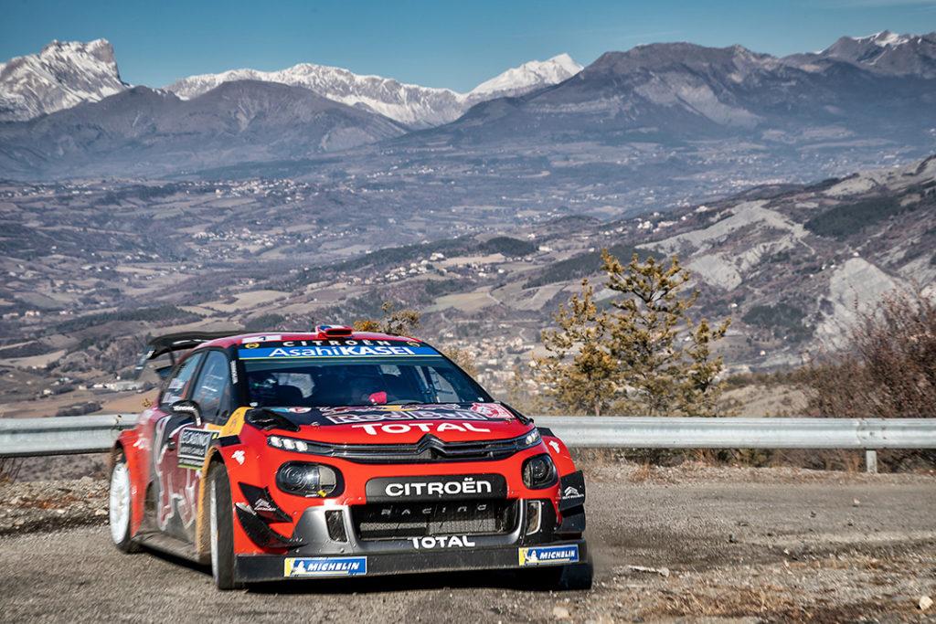 ogier s ingrassia j (fra) citroen C3 WRC n°1 RMC 2019 (OC)--07