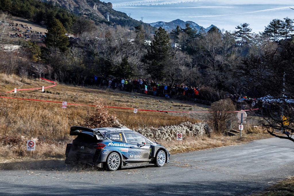 suninen t markkula m (fin) ford fiesta WRC n°3 RMC 2019 (OC)-012
