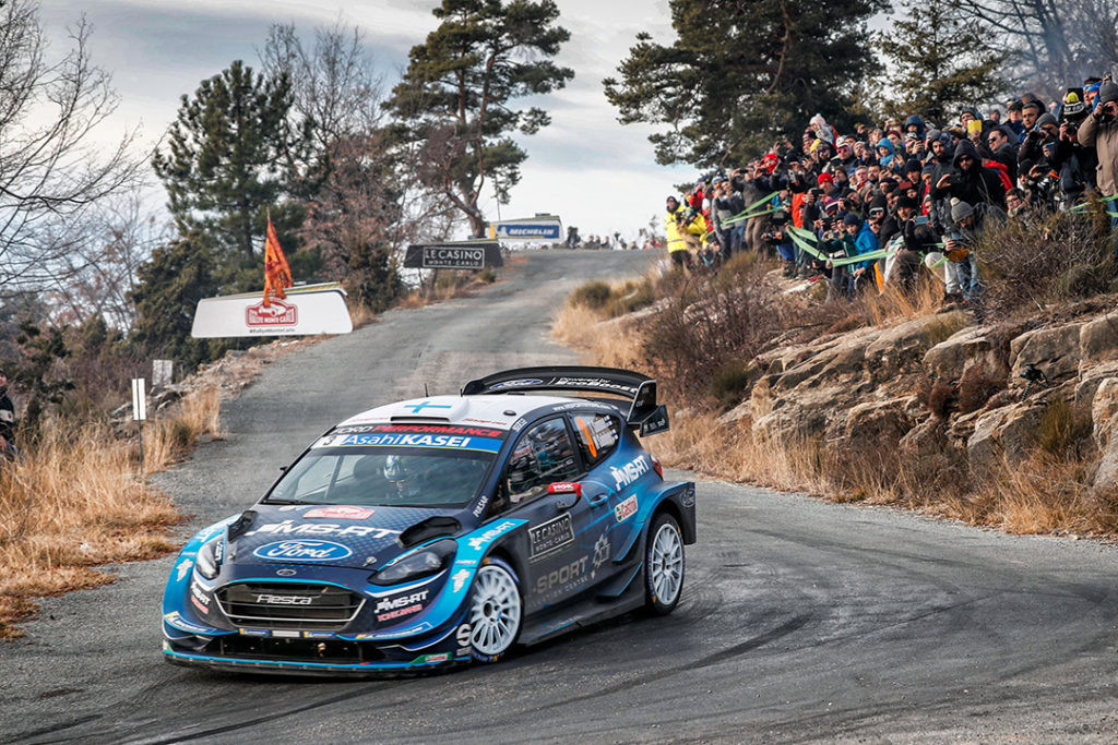 suninen t markkula m (fin) ford fiesta WRC n°3 RMC 2019 (OC)-013