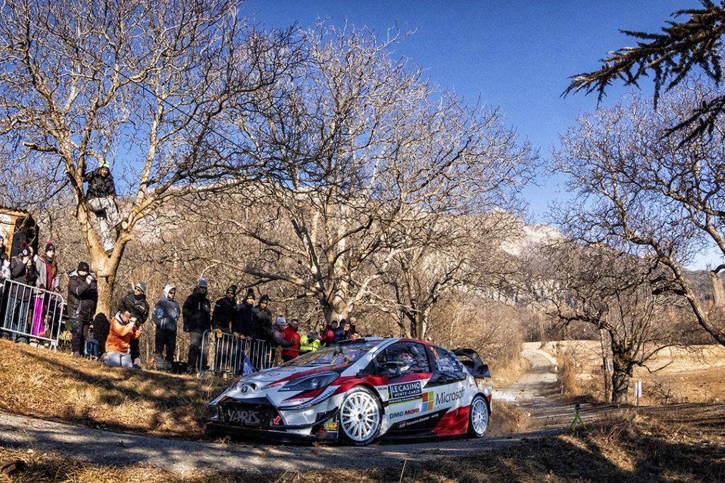 tanak o jarveoja m (est) toyota yaris WRC n°8 RMC 2019 (OC)-001