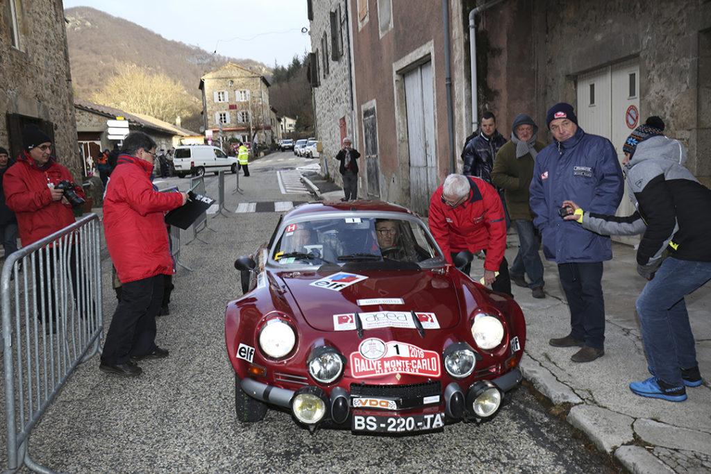1 Rallye Monte-Carlo Historique 2019 (JL)-5  © Jo Lillini