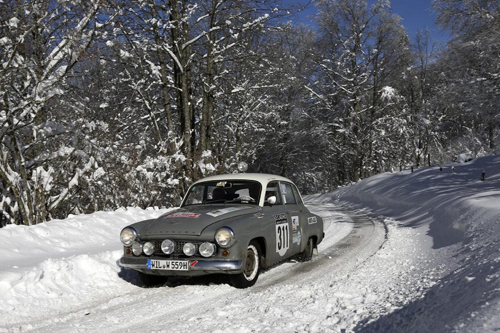 311 Rallye Monte-Carlo Historique 2019 (JL)-8  © Jo Lillini